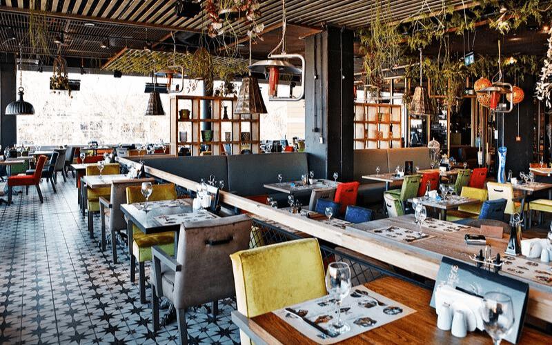 Victoria Restaurant, Mall Markovo Tepe