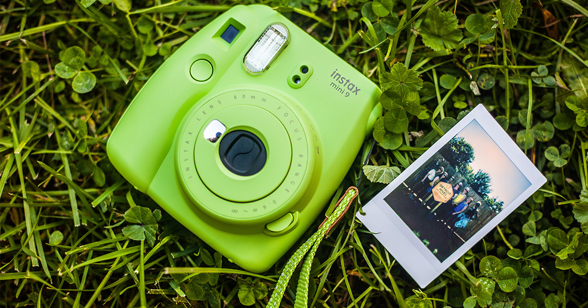 Travel Must-Haves: The Art Of The Instant Camera