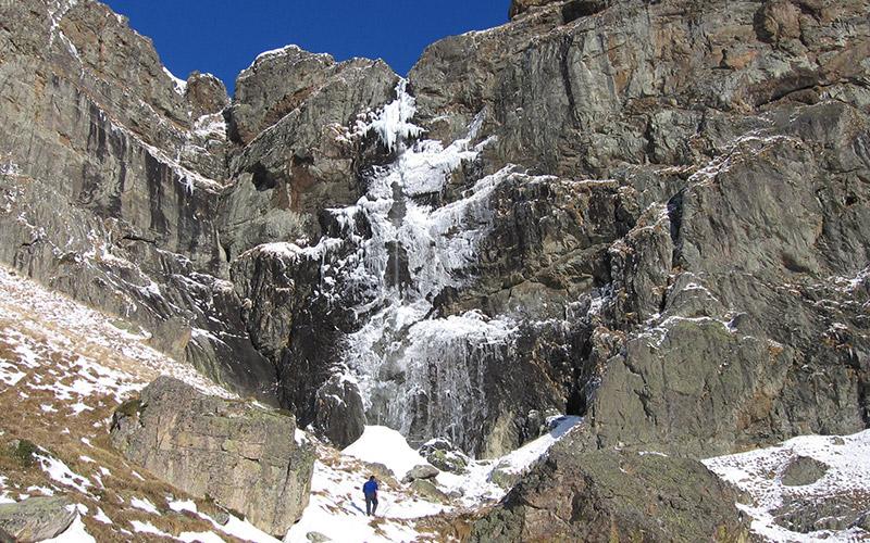 Raysko Praskalo Waterfall, Bulgaria