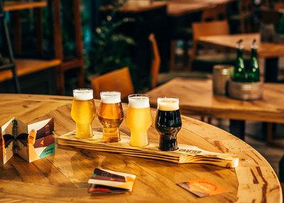 Craft Beer Trail - Бирен Тур в Пловдив