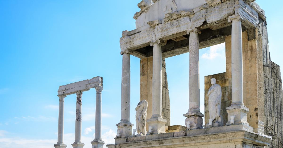 История на Пловдив: 8000 години в 1000 думи